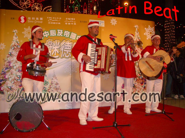 Latin Beat X-Mas