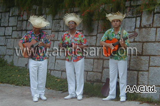 2000 - Grupo Chili Salsa, Dominican Republic